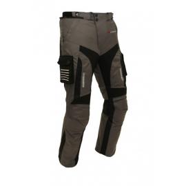 Pánské textilní moto kalhoty Spark GT Turismo tmavé - 3XL