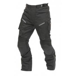 Pánské textilní moto kalhoty Spark Challenger, černé