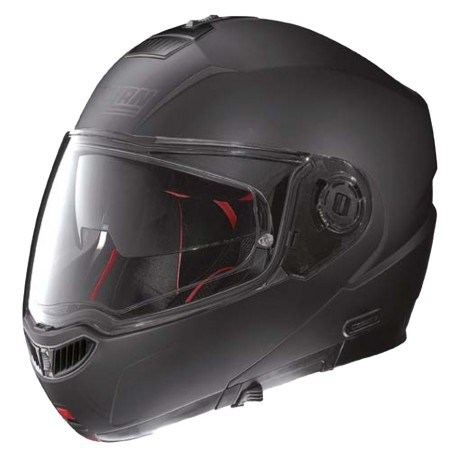Moto helma Nolan N104 Absolute Classic N-Com Flat Black 10 - 2XL