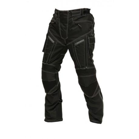 Pánské textilní moto kalhoty Spark Ranger, černé