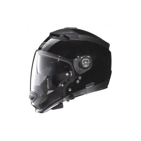 Moto helma Nolan N44 EVO Special N-Com Metal Black 26