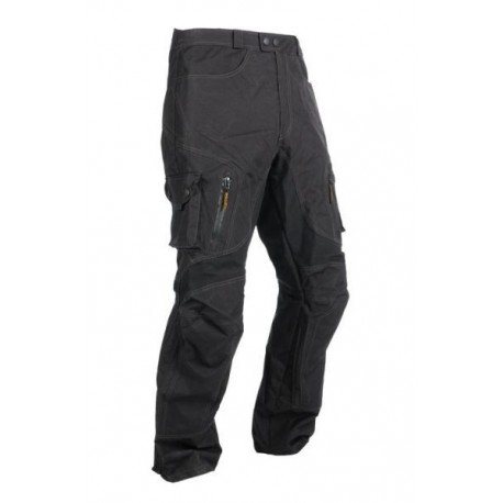Pánské textilní moto kalhoty Spark Stream, černé