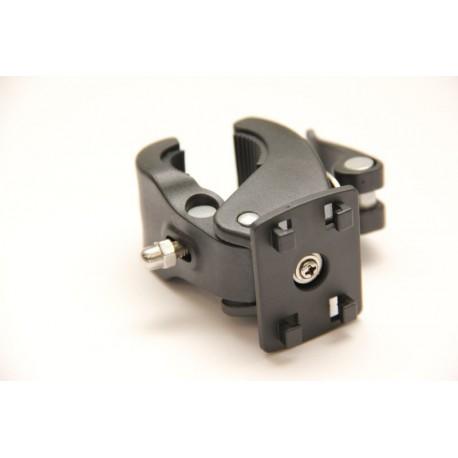 Černý držák 360°Lexin M3 na řidítka