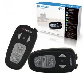 Interkom Lexin MAX88 Dual Kit, černá