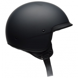 Moto helma Bell Scout Matte Black