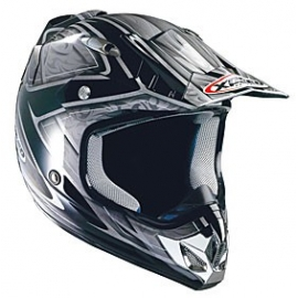 Moto helma Xpeed XF 904 stříbrná
