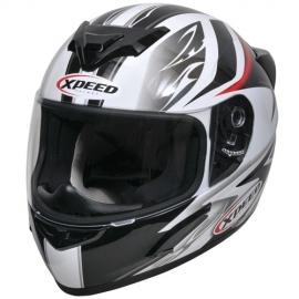 Moto helma Xpeed XP 509 červená