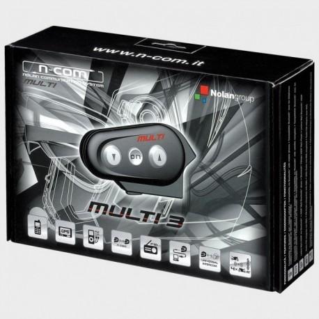 Interkom N-Com Multi 3 Twin Pack