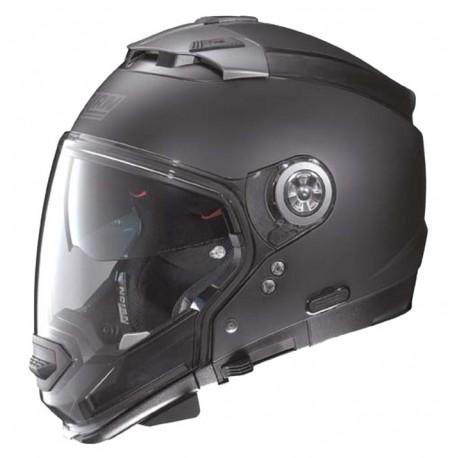 Moto helma Nolan N44 Evo Classic N-Com Flat Black 10