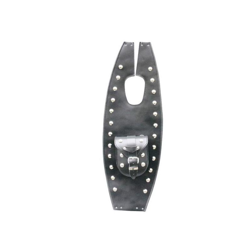 Kožený pás TechStar s brašnou na nádrž Suzuki VS 800 Intruder ... c929591e15