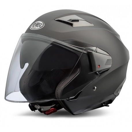 Moto helma Premier Bliss, černá matná - L