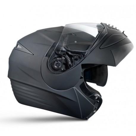 Moto helma Premier Thesis, černá matná