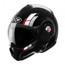 Moto helma Roof Desmo Twenty, černá