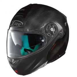 Moto helma X-Lite X-1003 Ultra Carbon Dyad Flat Black 1