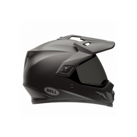 Moto helma Bell MX-9 Adventure Solid Matte Black