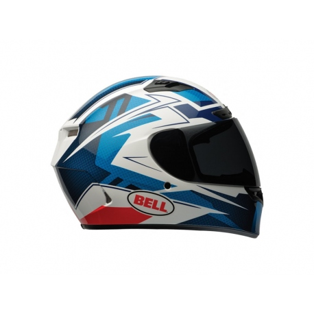 Moto helma BELL Qualifier DLX Clutch Blue - XL
