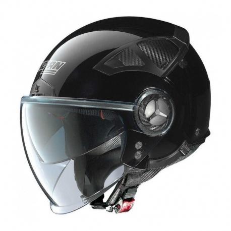 Moto helma Nolan N33 EVO Classic Flat Black 4 - S