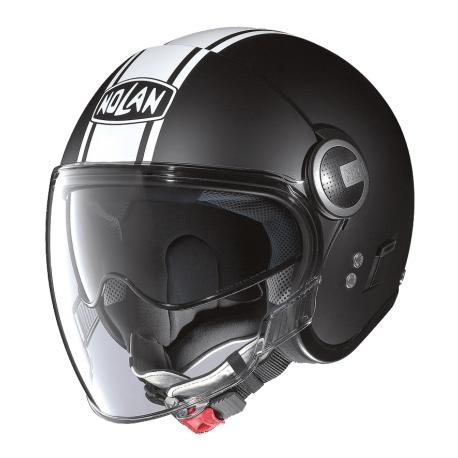 Moto helma Nolan N21 Visor Duetto Flat Black 7 - 2XL