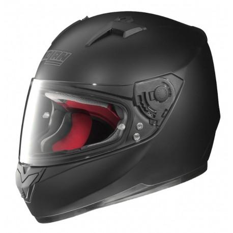 Moto helma Nolan N64 Smart Flat Black 10