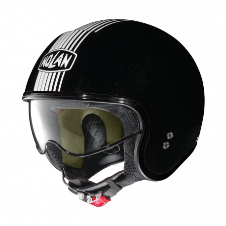 Moto helma Nolan N21 Joie De Vivre Metal Black 62 - S