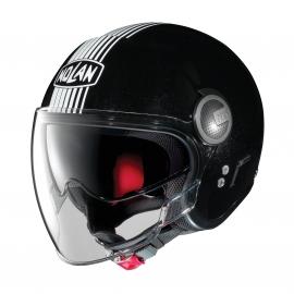 Moto helma Nolan N21 Visor Joie De Vivre Metal Black 40