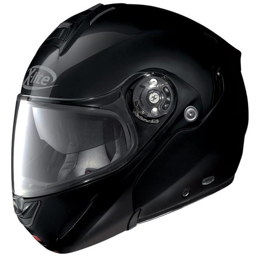 Moto helma X-Lite X-1004 Elegance N-Com Black 1