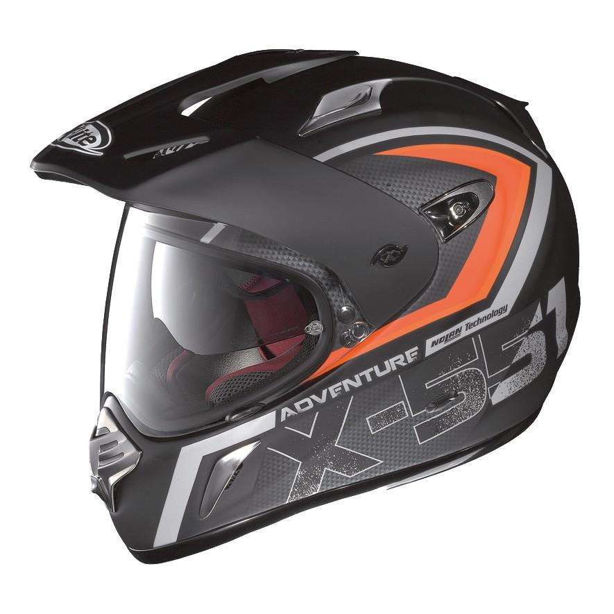 Moto helma X-Lite X-551 GT Adventure N-Com 11
