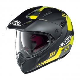 Moto helma X-Lite X-551 Calama N-Com Flat Black 22