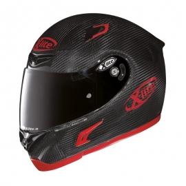 Moto helma X-Lite X-802RR Ultra Carbon Puro Sport Carbon 8