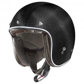 Moto helma X-Lite X-201 Ultra Carbon Puro Carbon 1