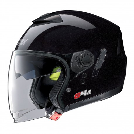 Moto helma Grex G4.1 Kinetic Metal Black 1 - L