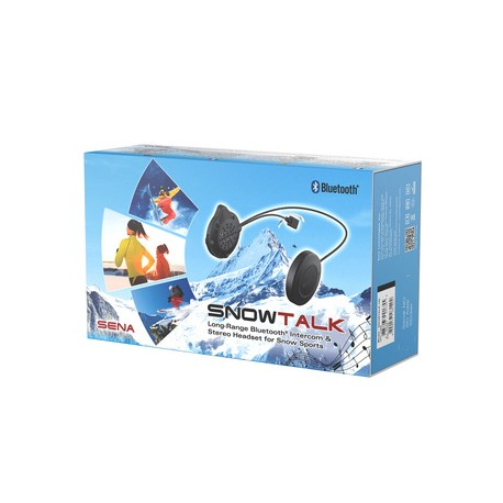 SENA SNOWTALK SPORTS BLUETOOTH w Headband