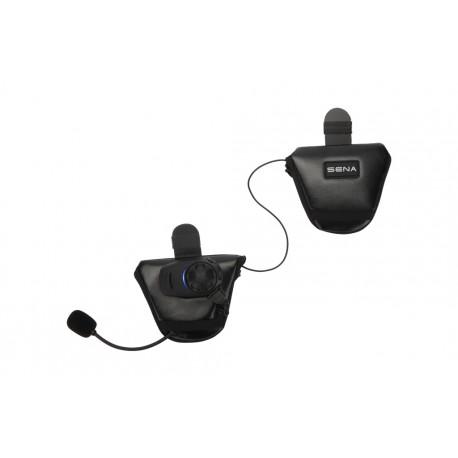 Sena SPH 10 H FM 01 Half Helmet BT Stereo Headset