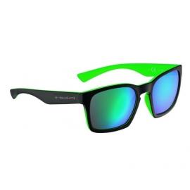 Polarizační sluneční brýle Held černá/zelená