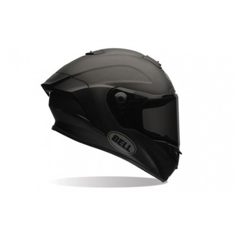 Moto helma Bell RaceStar Solid Matte Black