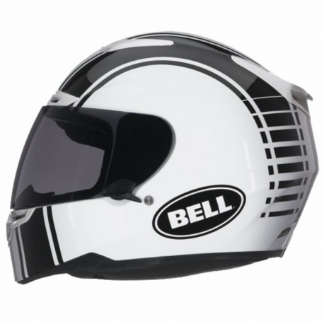 Moto helma Bell RS-1 Liner Pearl White