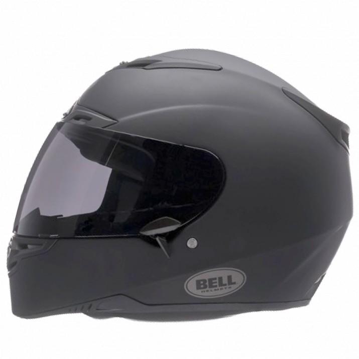 Moto helma Bell RS-1 Solid Matte Black