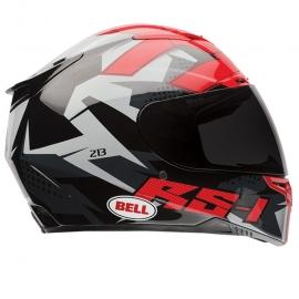 Moto helma Bell RS-1 Topo Snow Camo