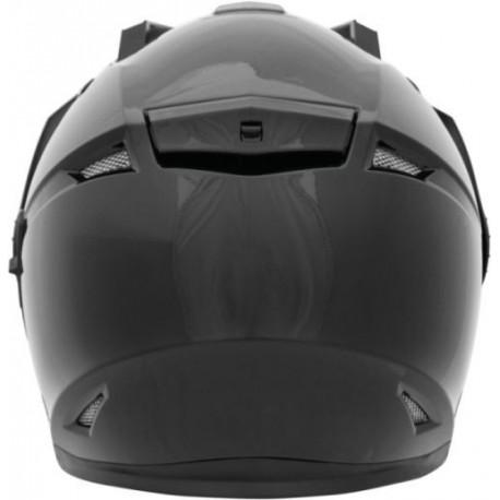 Moto helma Cyber US-101, černá matná, 5v1