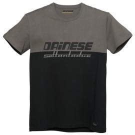 Pánské triko Dainese DUNES (Settantadue) antracit/šedá