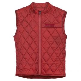 Pánská vesta Dainese DUNES (Settantadue) červená