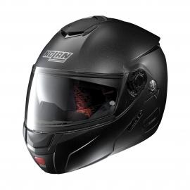 Moto helma Nolan N90-2 Special N-Com Black Graphite 9