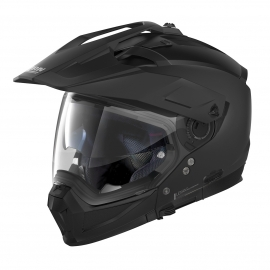 Moto helma Nolan N70-2 X Classic N-Com Flat Black 10