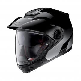 Moto helma Nolan N40-5 GT Fade N-Com Fade Silver 18