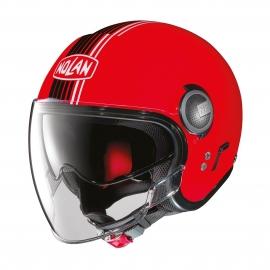 Moto helma Nolan N21 Visor Joie De Vivre Corsa Red 32
