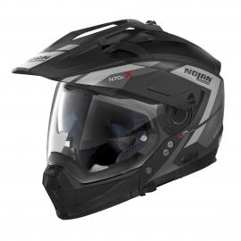 Moto helma Nolan N70-2 X Grandes Alpes N-Com Flat Black 21