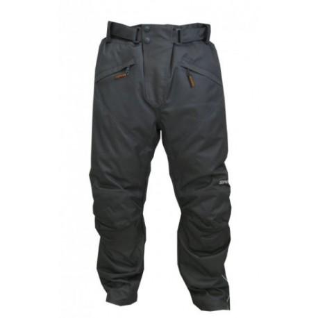 Pánské textilní moto kalhoty Spark Drake, černé