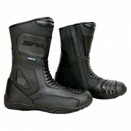 Cestovní moto boty Spark Bond, černé