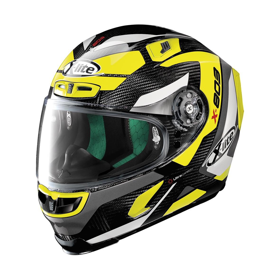Moto helma X-Lite X-803 Ultra Carbon Mastery Carbon 43