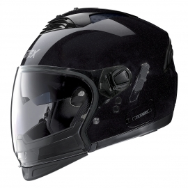 Moto helma Grex G4.2 PRO Kinetic N-Com Metal Black 21